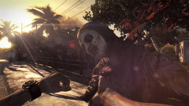 ������� ������-������ Dying Light (E3 2013)