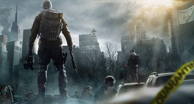 ������������� ��� �3 2013 �� Ubisoft - The Division