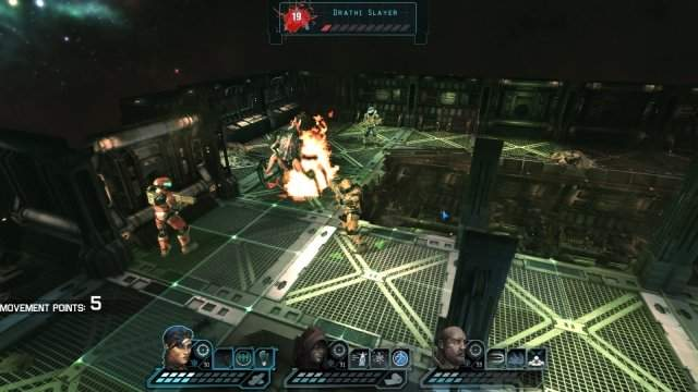 ��� ����� ���� ��������� Space Hulk � System Shock? �������� ���� Space Shock!