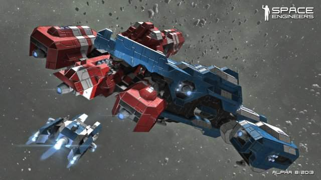 Космическая песочница Space Engineers
