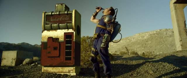 ��������� ������ ����� ���-������� Fallout: Nuka Break