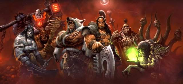 ����� � ������ ������ World of Warcraft: Warlords of Draenor