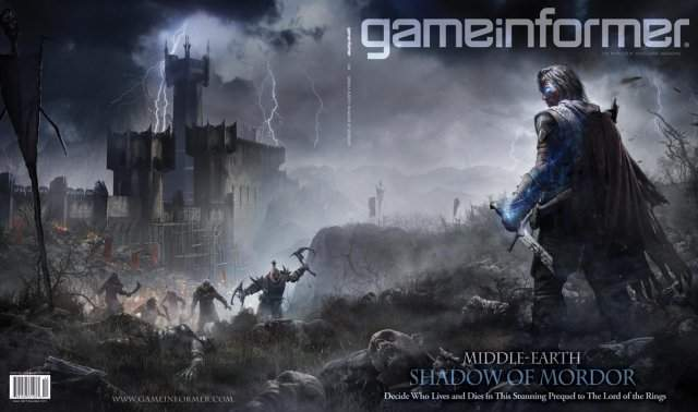 Warner Bros. ������������ ����� ������ �� ��������� ���������� ����� - Middle-Earth: Shadow of Mordor