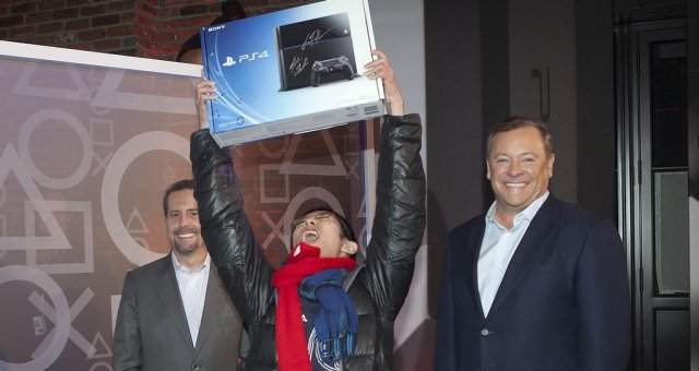 Состоялся долгожданный релиз PlayStation 4