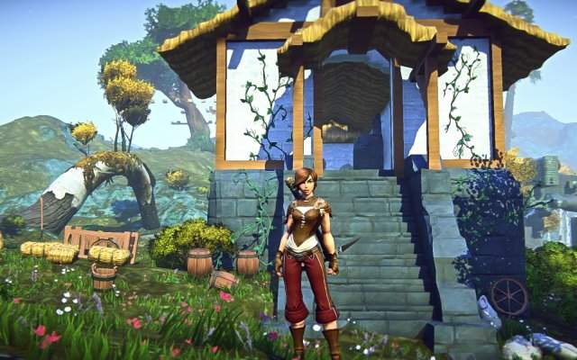 Подробности EverQuest Next Landmark