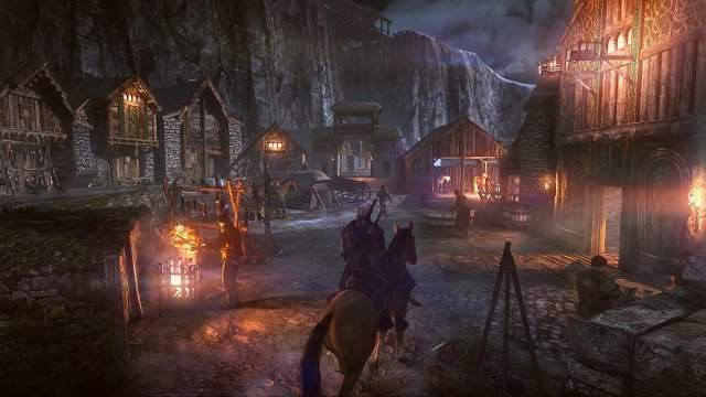 The Witcher 3: Wild Hunt засветился на VGX 2013