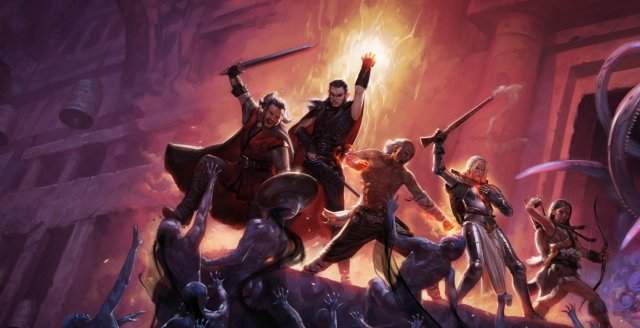 Project Eternity переименована в Pillars of Eternity