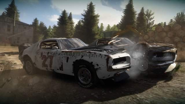 Next Car Game уже в Steam Early Access