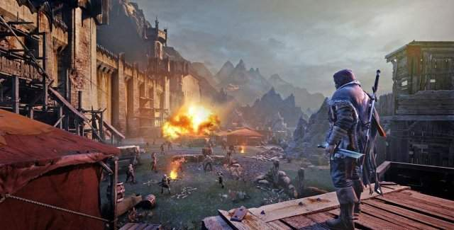 ����������� ����� Middle-Earth: Shadow Of Mordor