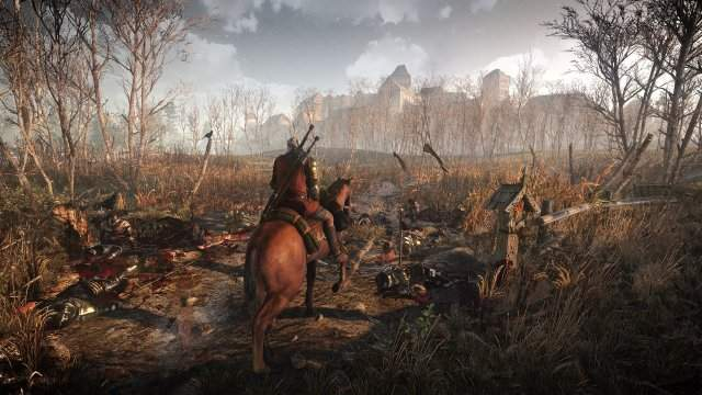 ��������� ����� ���������� The Witcher 3: Wild Hunt