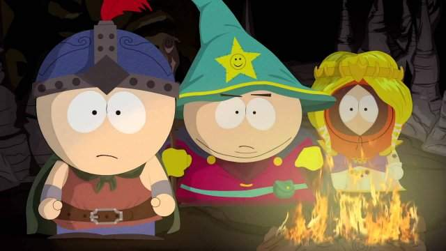Три трейлера South Park: The Stick of Truth