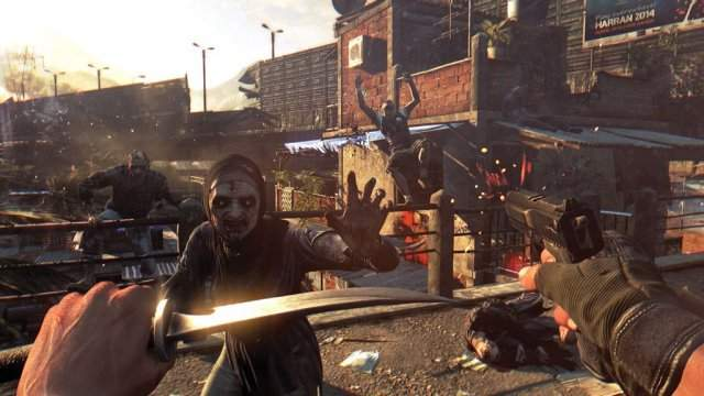 PS4-трейлер Dying Light