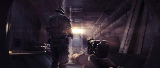 Еще скриншоты Wolfenstein: The New Order
