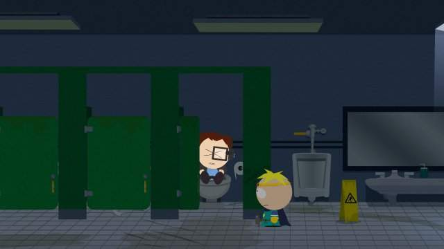 Лаунч-трейлер South Park: The Stick of Truth