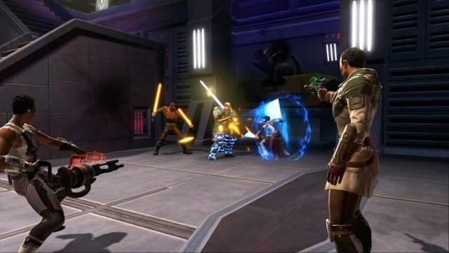 Новый трейлер Star Wars: The Old Republic