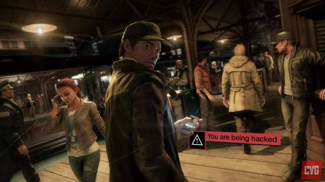 ������������ ������� � ��������� Watch Dogs