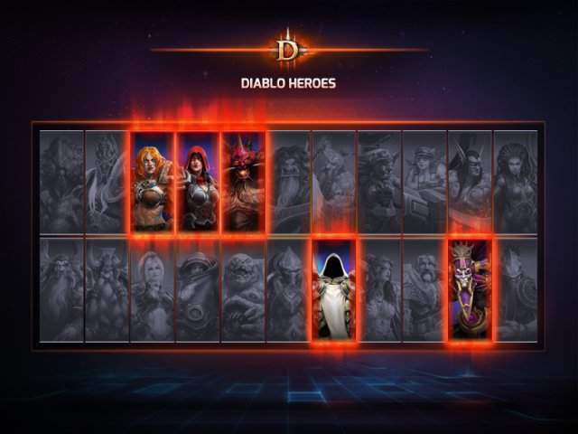 Знакомство с героями Heroes of the Storm