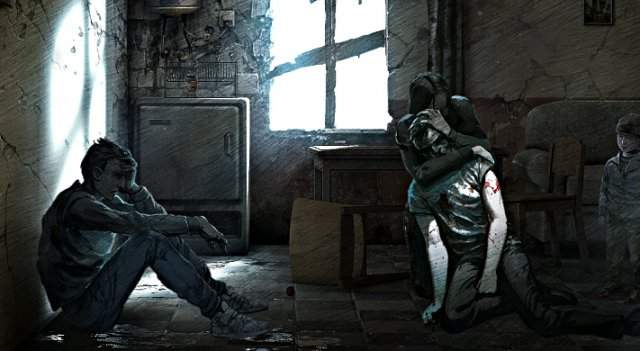 Анонс-трейлер This War of Mine