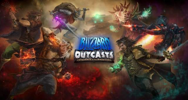 Анонс новой игры Blizzard Outcasts: Vengeance of the Vanquished