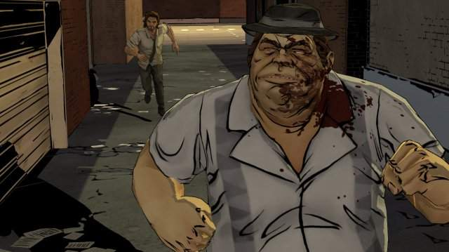 ��������� ���� ������ ������ ������� The Wolf Among Us: Crooked Mile