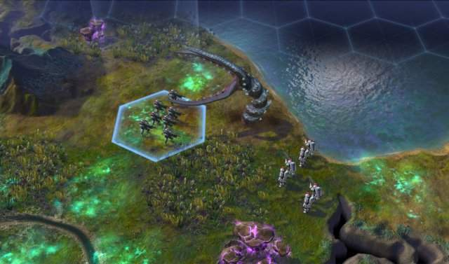 ����� � ������ ����������� Civilization Beyond Earth