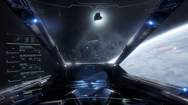 PAX East 2014: ��������� ������ Dogfighting ��� Star Citizen