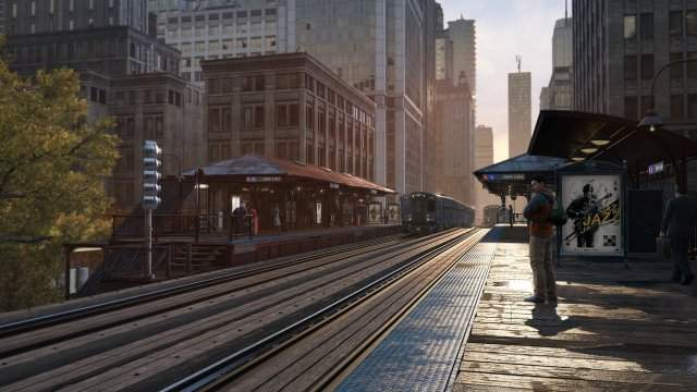 ����� ��������� �����-������ Watch Dogs