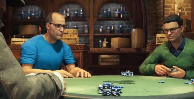 Покер Мини Игра