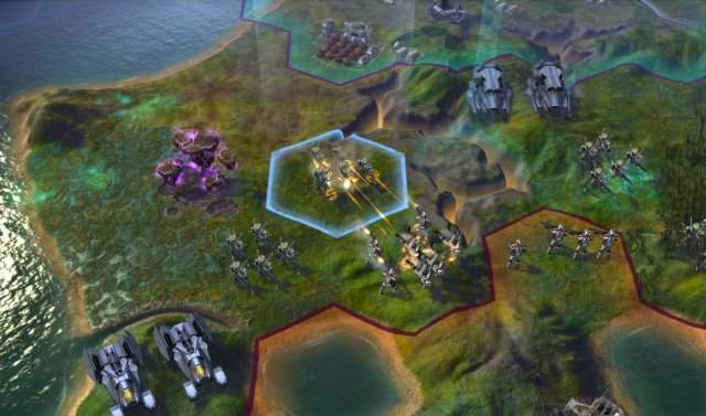����� ��������� Civilization Beyond Earth