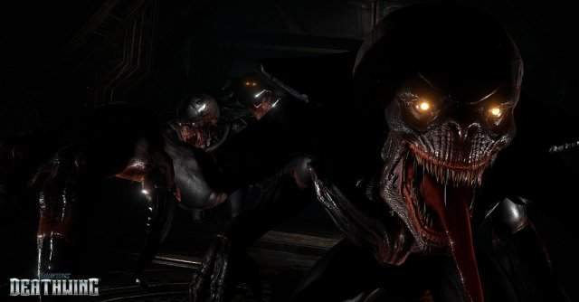 Скриншоты Space Hulk: Deathwing