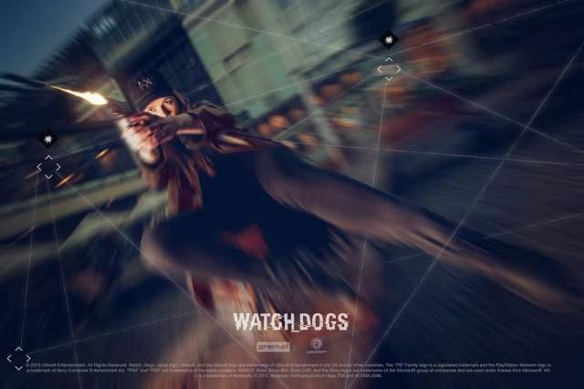 ���������� Watch Dogs � ���������� ������ ��� ��������