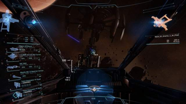 Star Citizen: ������� DogFightnig ������