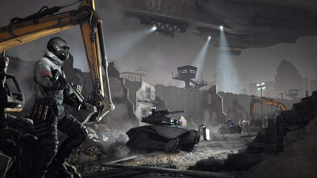 E3 2014: ������������ �������� �������� Homefront: The Revolution