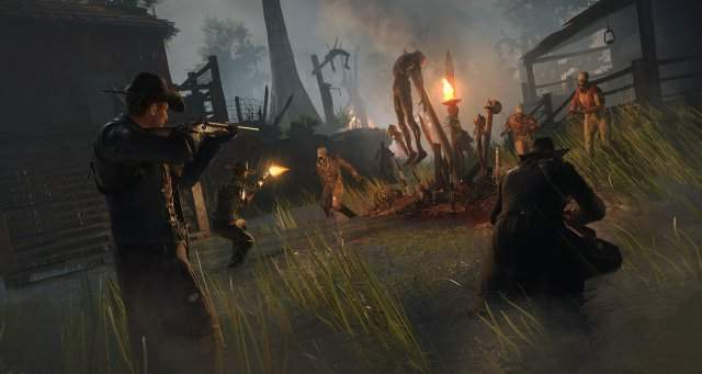 E3 2014: �������� ����� �������� Hunt: Horrors of the Gilded Age