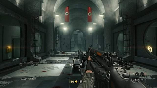 Обзор Wolfenstein: The New Order