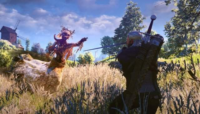 �������� ������ ���������� � The Witcher 3: Wild Hunt