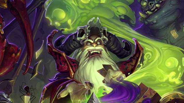 Hearthstone: новый режим Curse of Naxxramas уже в июле