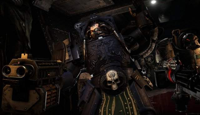 ������� Space Hulk: Deathwing