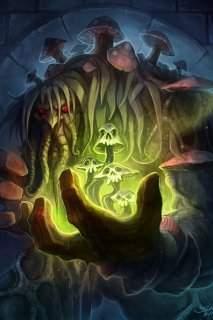 Лотхиб — чудовищное воздействие чумы на существ Азерота.