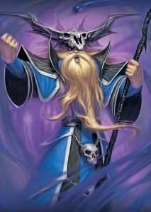 Под руководством Готика даже в слабейших из рыцарей смерти просыпаются силы воскрешать мертвых.