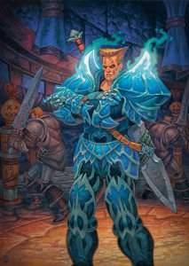 Кому-то необходимо обучать рыцарей смерти, которые возвращаются к жизни в Наксрамасе. Кто, как не Разувий, справится с этим лучше всего?