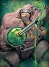 Гроббулус, первый из несостоявшейся армии великанов из плоти. Интересно, сохранились ли еще подобные ему?