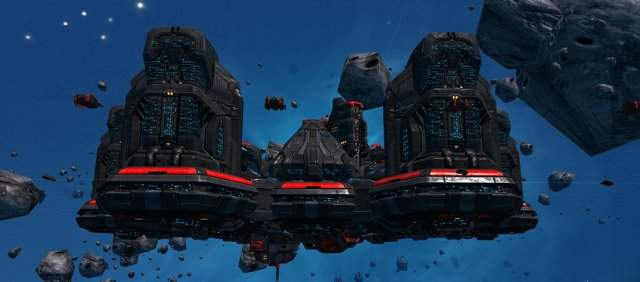 Deep Space Settlement � ����-��������