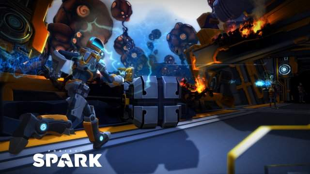 Project Spark: ����� ���������