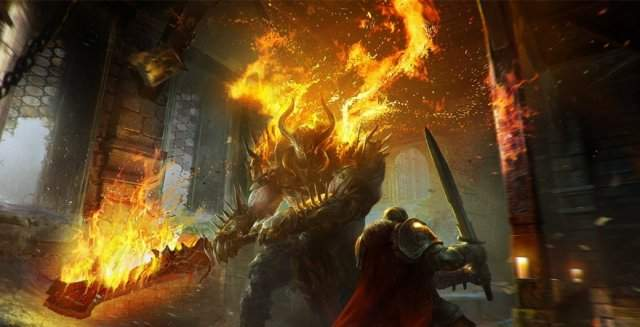Comic-Con 2014: трейлер Lords of the Fallen