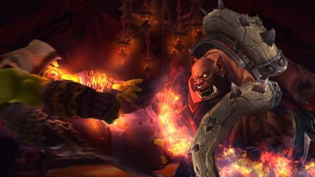 ������� �������� ������ World of Warcraft: Warlords of Draenor
