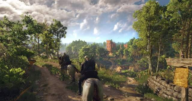 Gamescom 2014: ���� �������� The Witcher 3: Wild Hunt