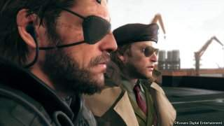 Новые скриншоты Metal Gear Solid 5: The Phantom Pain