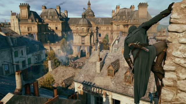 ������� ������������ � ����������� � Assassin's Creed: Unity
