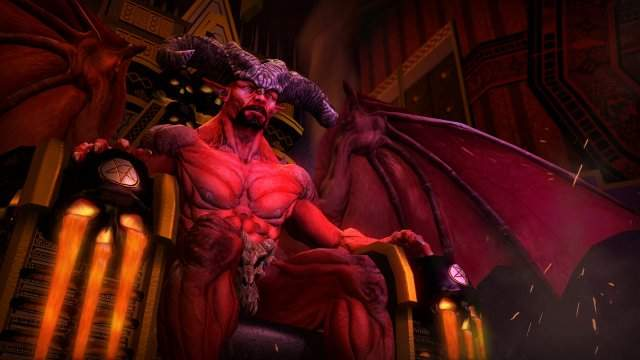 ������ �������� �������� Saints Row: Gat out of Hell